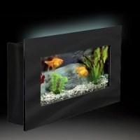 Wall Mounted Fish Tanks & Aquariums