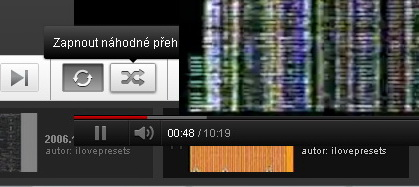 4.8 Youtube glitch.