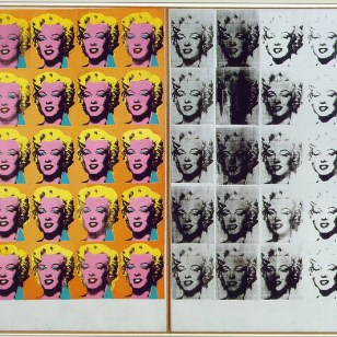 6.1 Andy Warhol - A Shot of Marylin Monroe