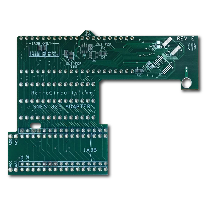 SNES adapter