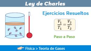 Ley de Charles – Ejercicios Resueltos