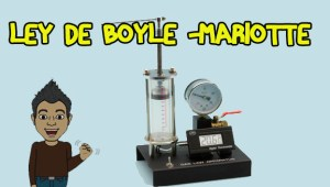 Ley de Boyle-Mariotte – Ejercicios Resueltos