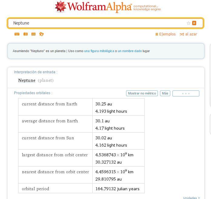 Wolfram Estadistica