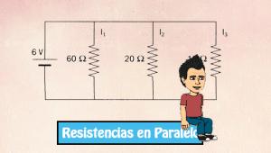Resistencias en Paralelo – Ejercicios Resueltos