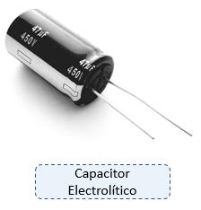 Capacitor Electrolítico