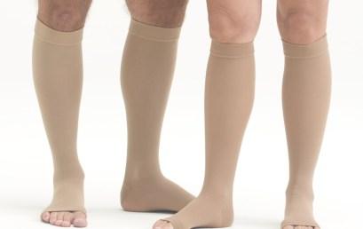Efficacia delle calze compressive nella distorsione di caviglia