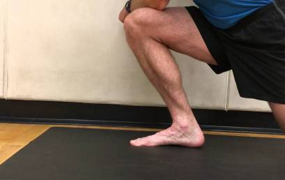 Effetti immediati dello stretching e della terapia manuale in soggetti con dorsiflessione di caviglia limitata