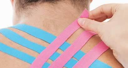 Effetti del taping sul dolore e sulla disabilità nella lombalgia e nella cervicalgia