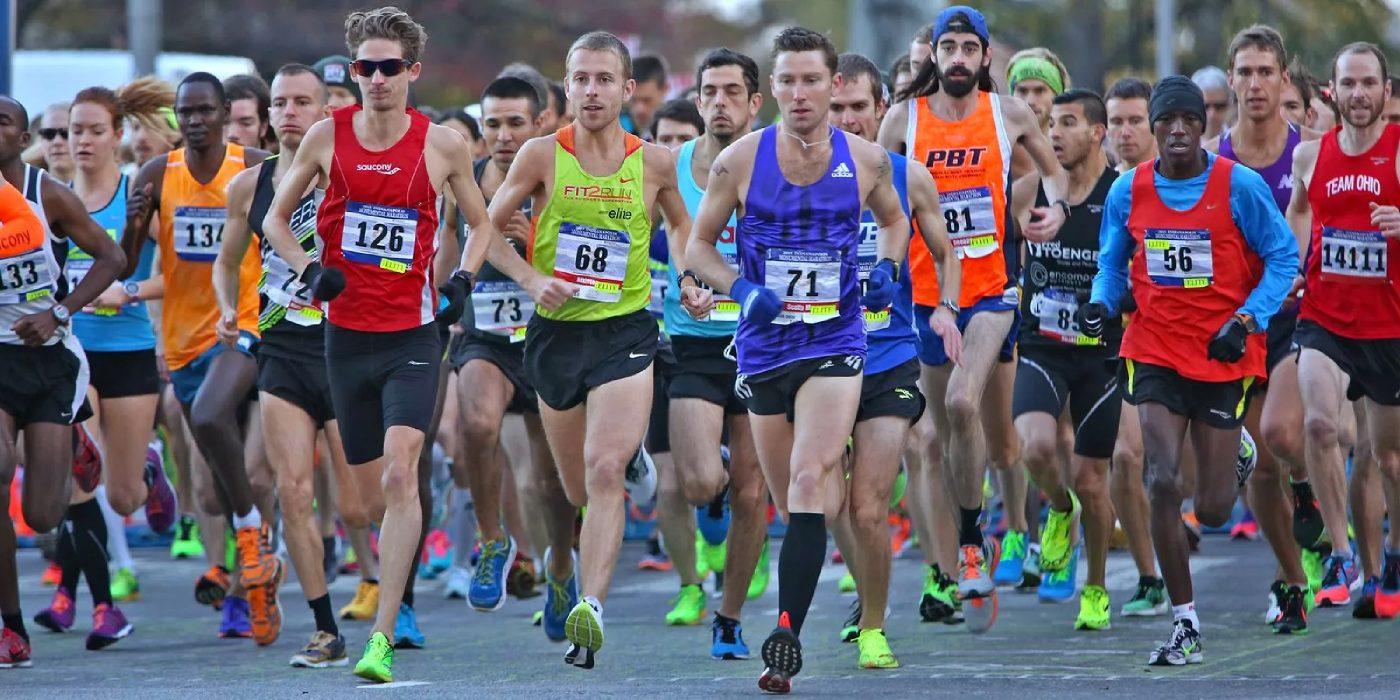 Effetti della maratona sul ginocchio