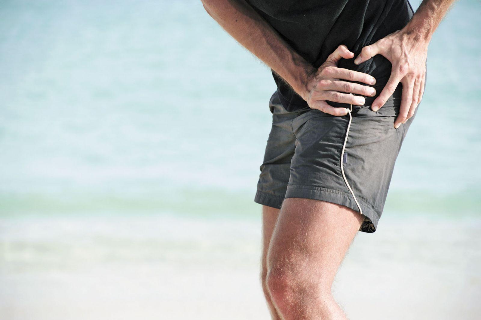 Cinematica dell'anca in soggetti con o senza dolore nella regione dell'anca