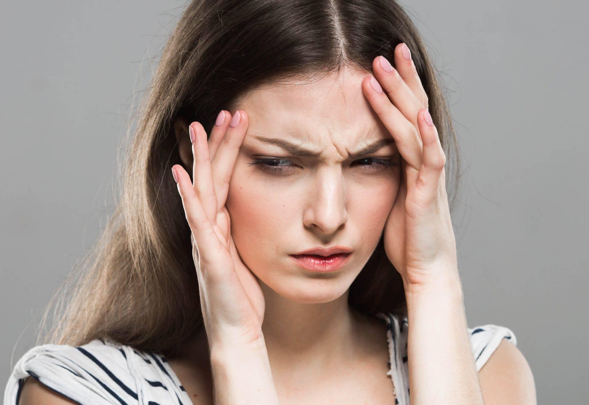 Effetti della fisioterapia per i disturbi temporomandibolari sull'intensità del dolore nel mal di testa