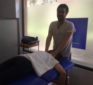 equipo fisioterapeuta fisiocasa