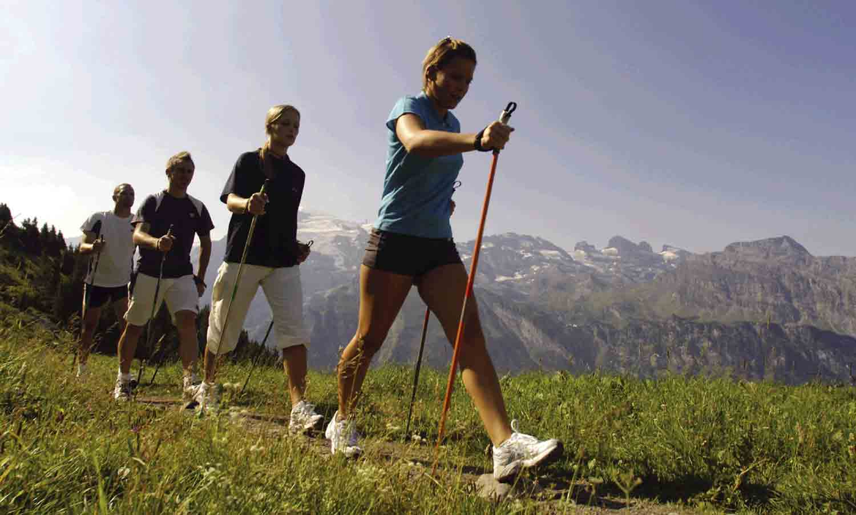 Cos il Nordic Walking  Fisiokin Network