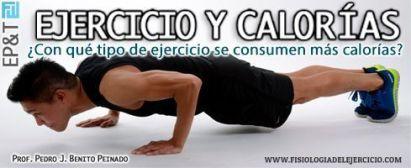 Ejercicio y calorías: con qué tipo de ejercicio se consumen más calorías