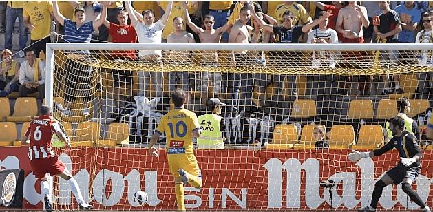gol de Soriano en un perfecto contraataque