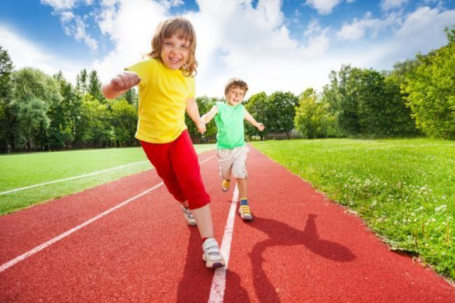 fisiomuro y el deporte en los niños