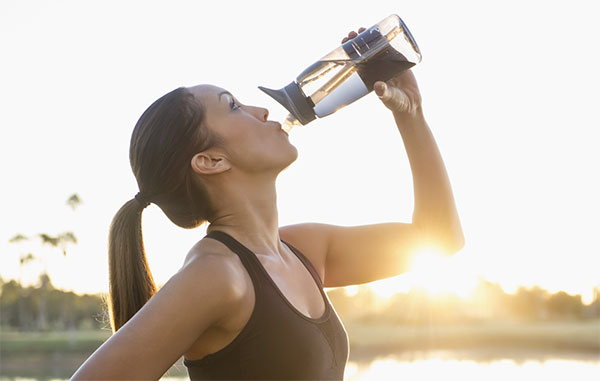 hidratación deportiva y fisiomuro