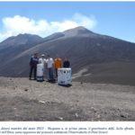 Gravimetro atomico installato sull'Etna. La prima volta su un vulcano attivo