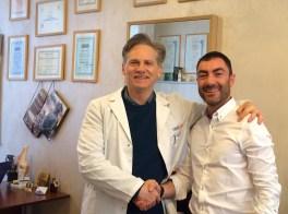 recensioni Portfolio - Emiliano Grossi, Giulio Scarpati, fisioterapista