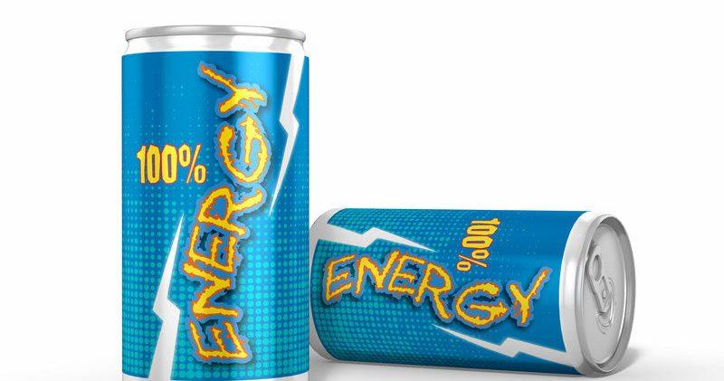 informacion nutricional de las bebidas energeticas