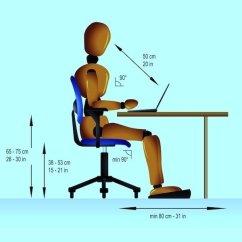 Office Chair Good Posture Garden Covers Asda Tratamento Da Dor Cervical, Remédios Naturais E Exercícios