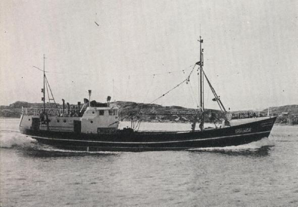 GG 522 Tunafors
