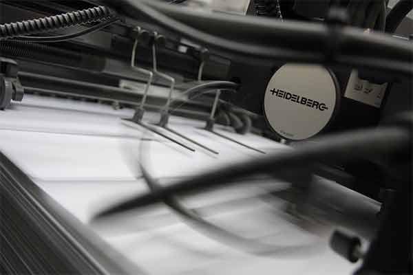 Book Printing Press