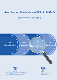 Identification & Valuation of IPRs in MSMEs