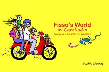 Fissos World in Cambodia cartoons