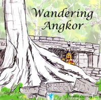 Wandering Angkor Book Cover S Lizeray