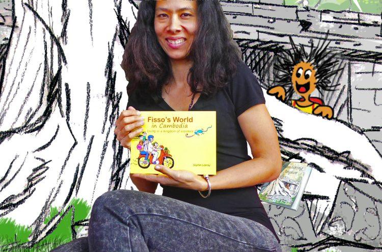 Sophie Lizeray author illustrator books