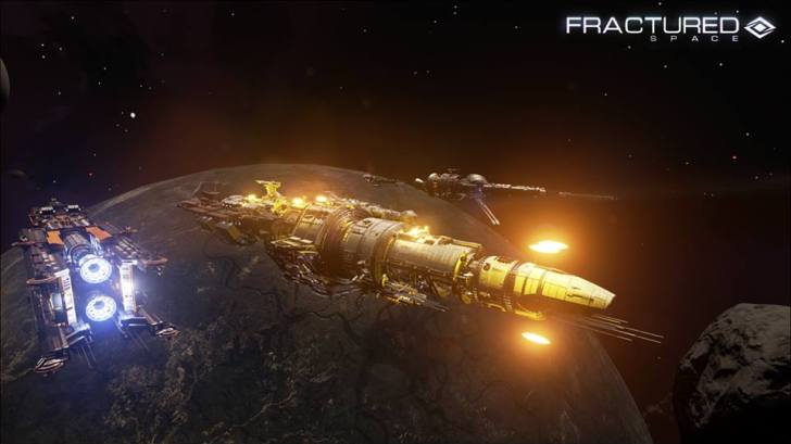 Fractured Space Promo 2