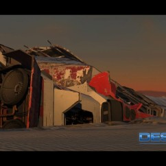 Deserts of Kharak - Screenshot - Ship Wreckage - BBI