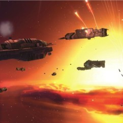 Homeworld Remastered 2014 - Torpedo Frigate and Destroyer