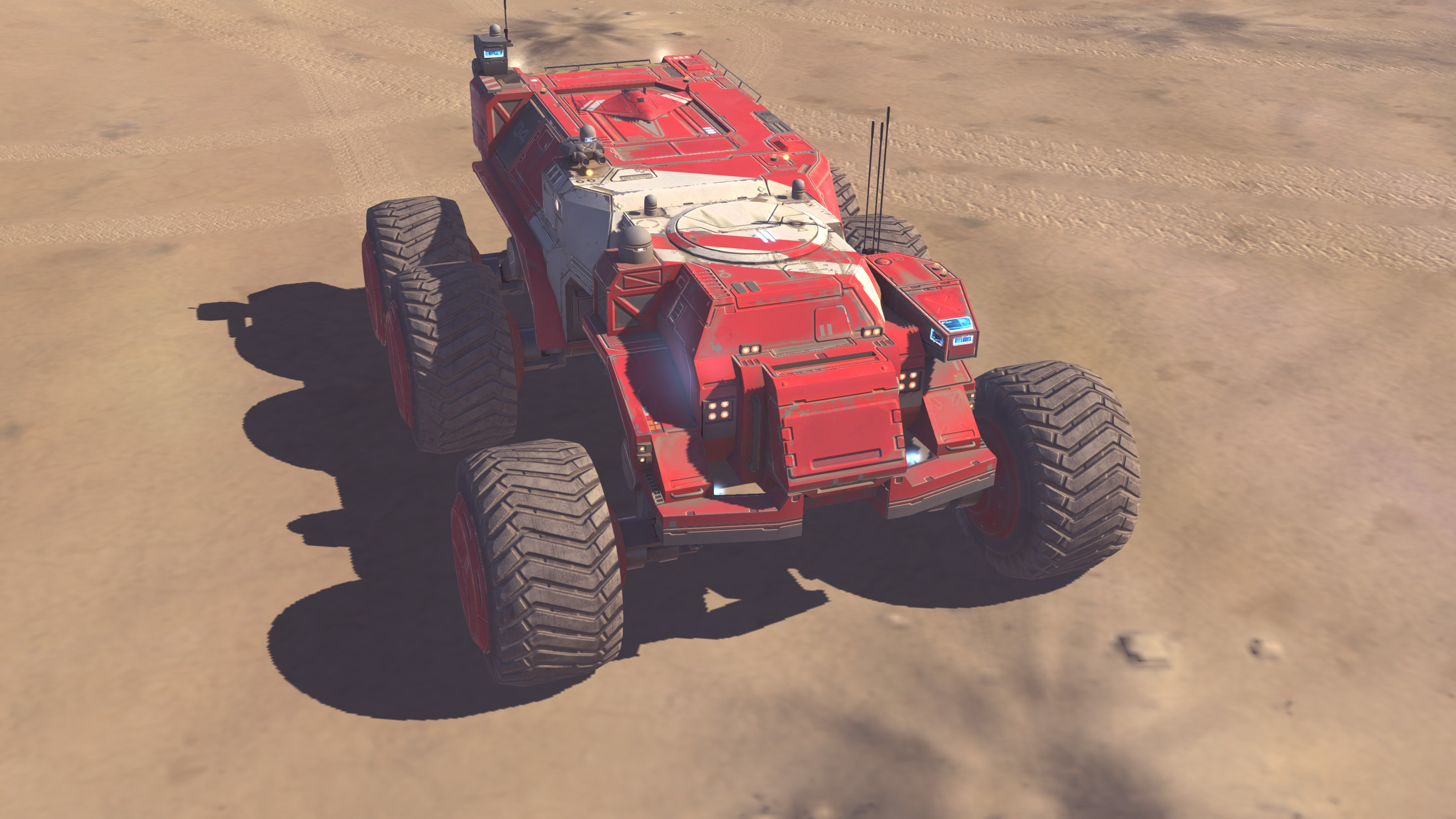 Deserts of Kharak Soban Fleet Pack - Baserunner - Fists of Heaven