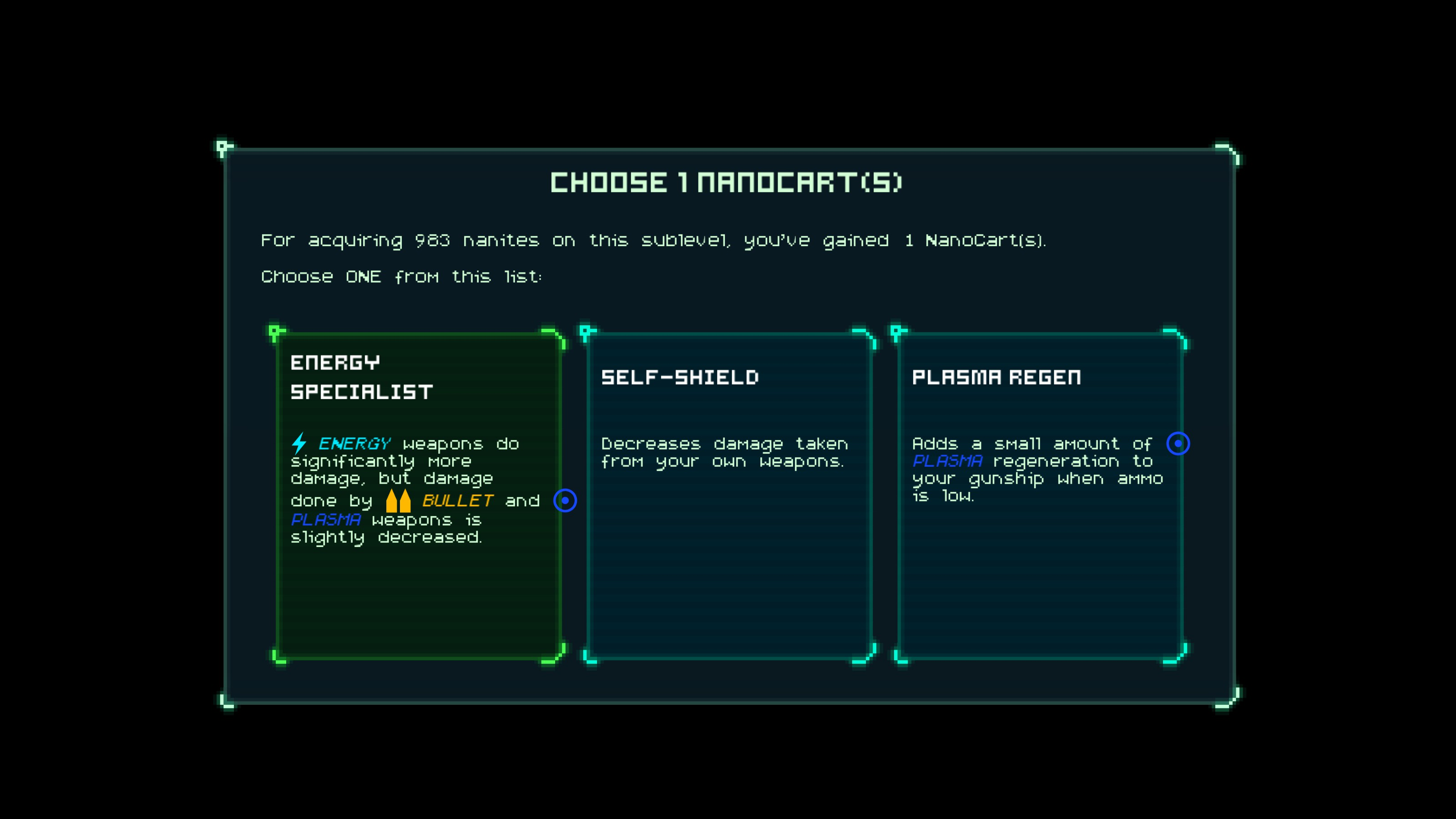 Sublevel Zero Screenshot - Post Mission Progression - Fists of Heaven