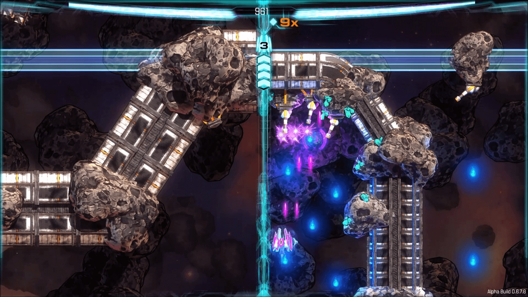 dimension drive bullet hell screenshot 4