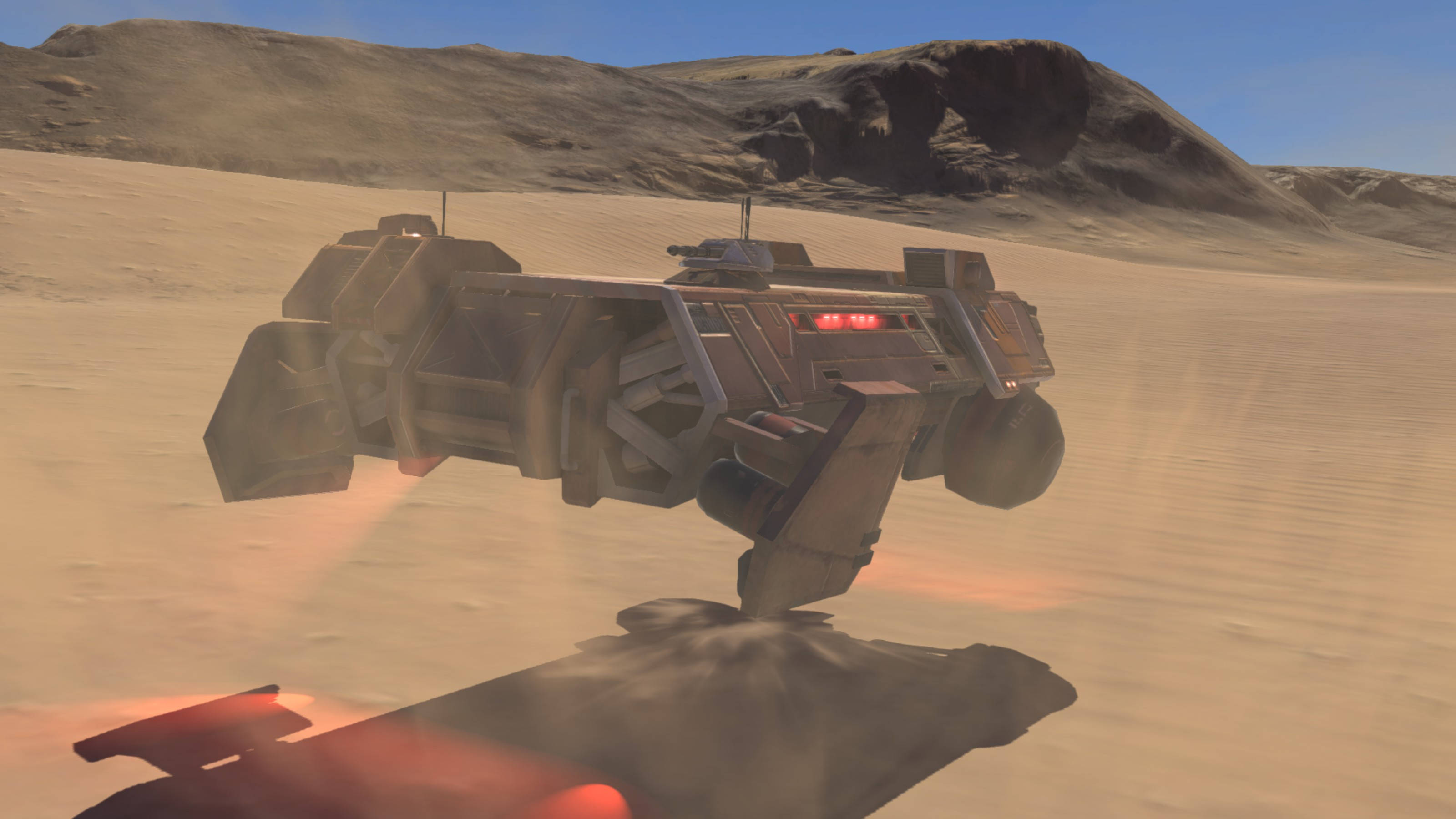 Homeworld Deserts of Kharak Khaaneph Fleet Pack - Baserunner