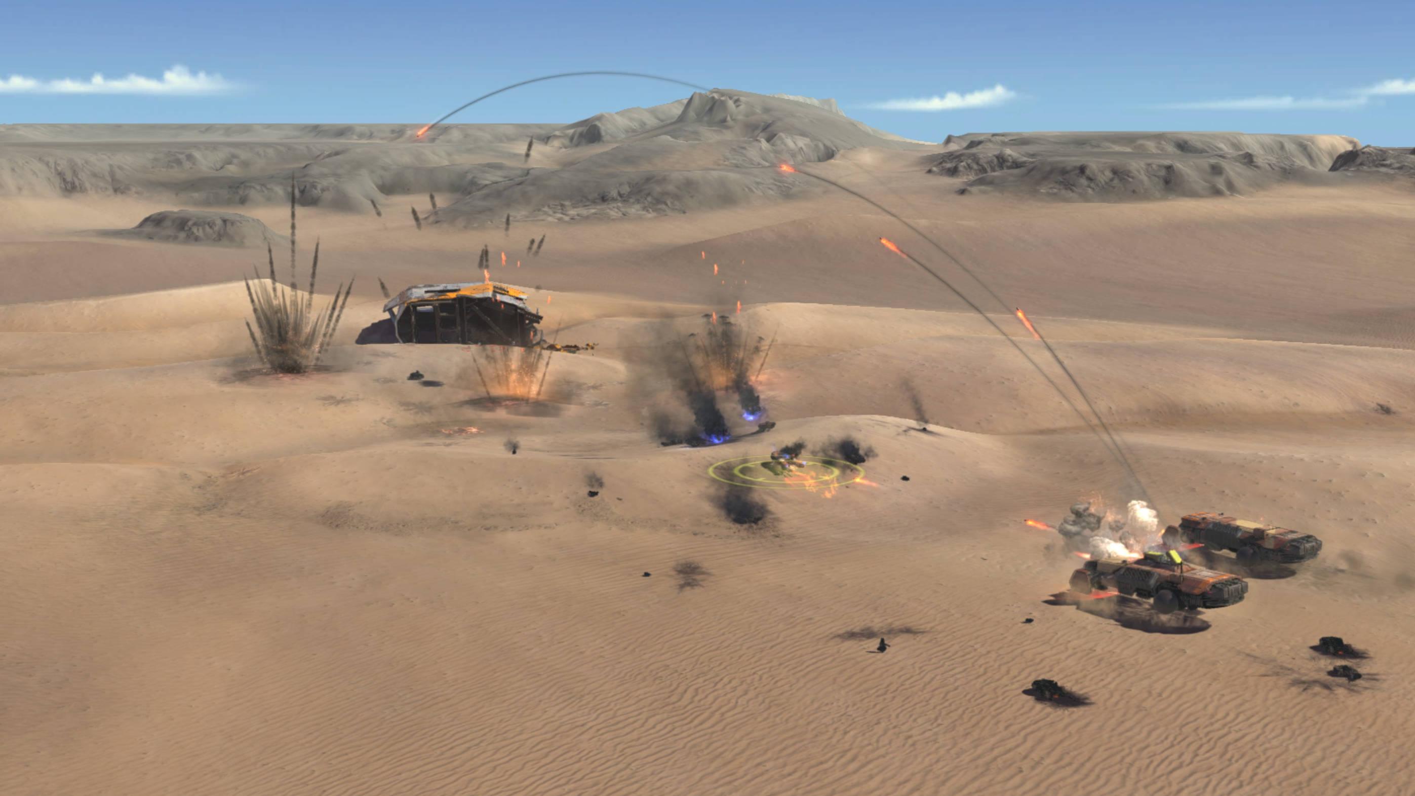 Homeworld Deserts of Kharak Khaaneph Fleet Pack - Siege Cruiser