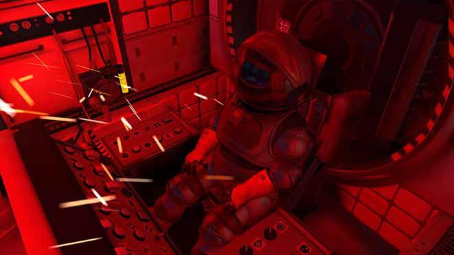 Intern Astronaut Screenshot 2