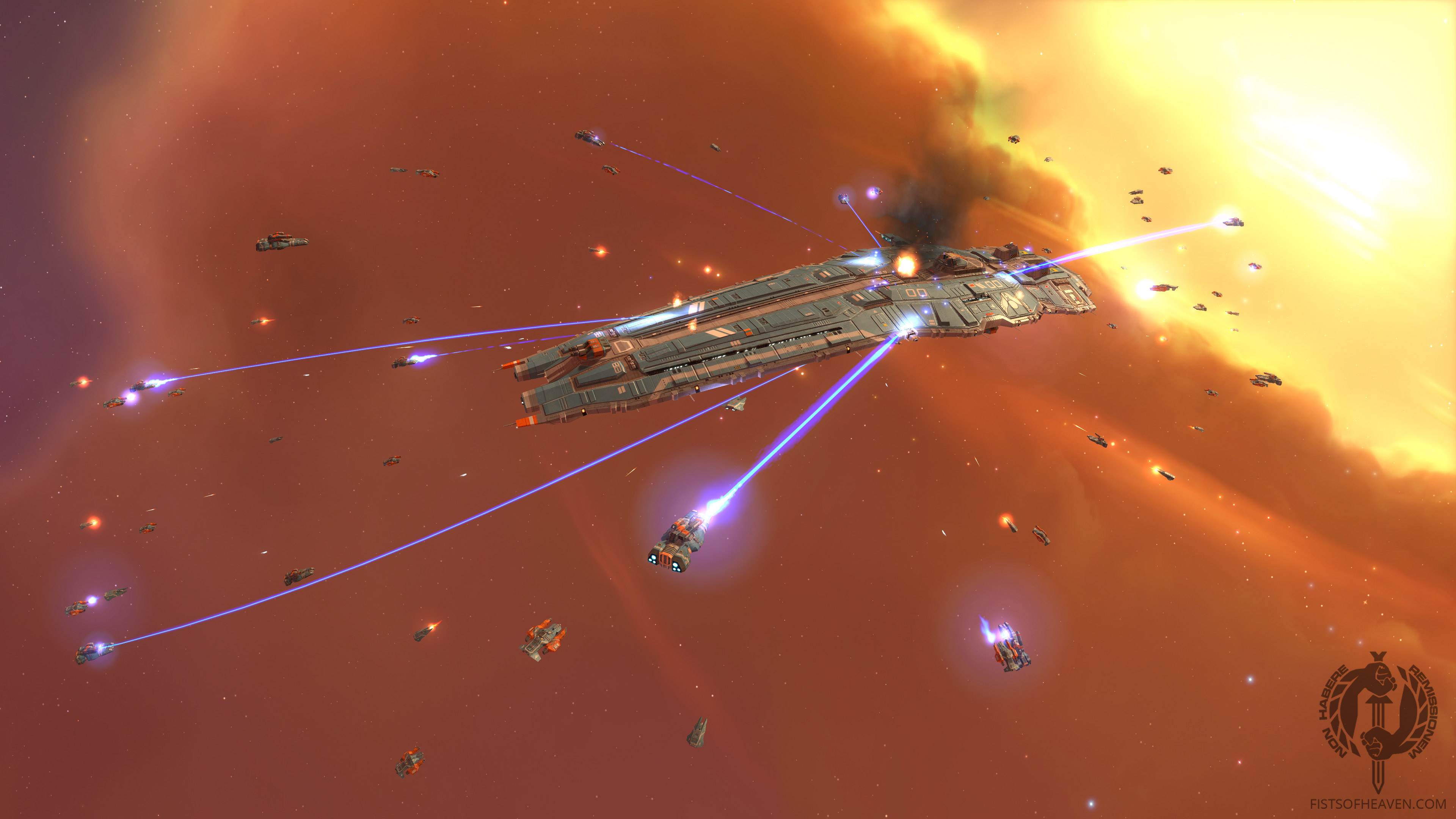 Homeworld Remastered Patch - Field of View Effect - Fists of Heaven