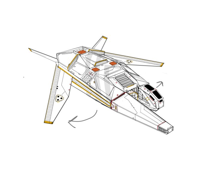 Shaar-Tol Concept Sketch 1