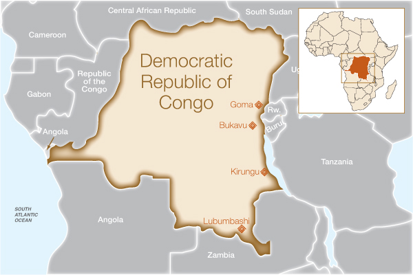 Democratic Republic of Congo  Where We Help  Fistula Foundation