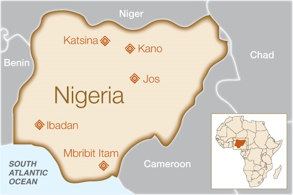 What natural resources does Nigeria have?