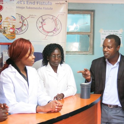Update on Action on Fistula 1