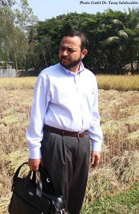 Dr. Iftikher Mahmood