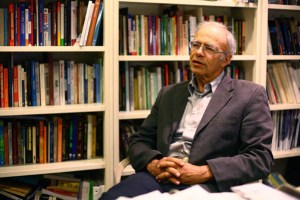 Peter Singer - office