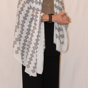 Fistula Foundation Gifts That Heal - Binta Scarf (shawl)