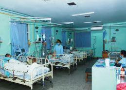 Kathmandu Model Hospital Success