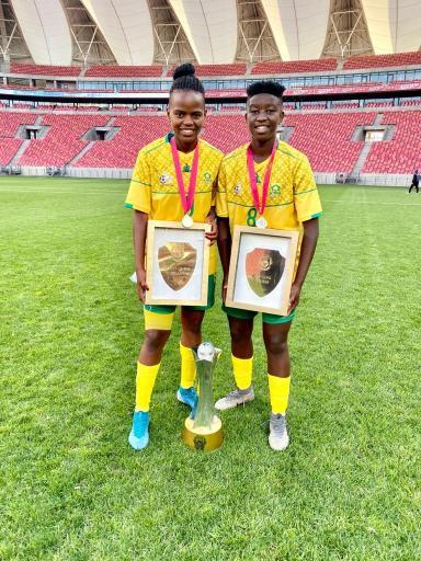4. COSAFA Player of the tournament